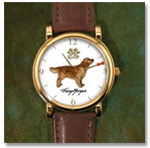 Dog Watches USA LLC - Gold Retreiver Dog Watch